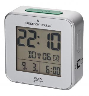 Radio alarm clock Filius Zeitdesign 0531-19