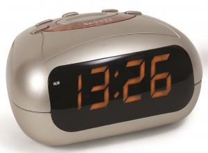 Alarm clock 220V LED Atlanta 1137