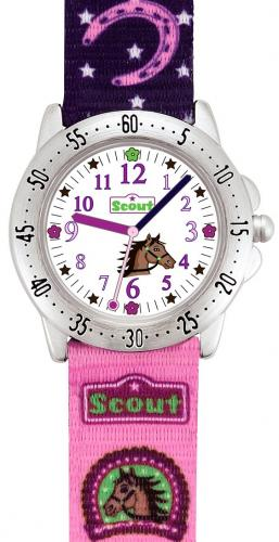 Kinderuhr Lucky Horse Scout 280378065