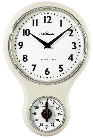 Incredible Kitchen Clock Atlanta 6124 0 Home Interior And Landscaping Synyenasavecom