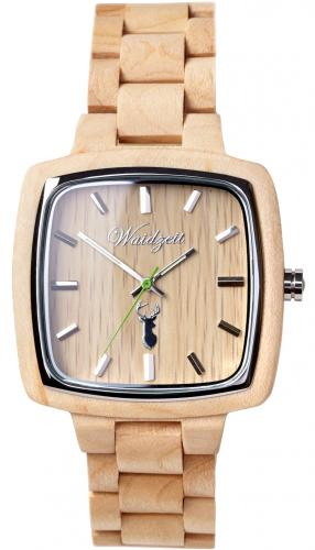Man's wristwatch maple pionier IP01