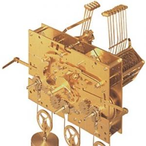 Hermle movement W1171-850