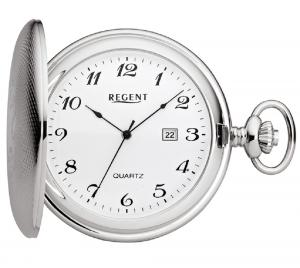 Regent pocket watch stainless 32P09