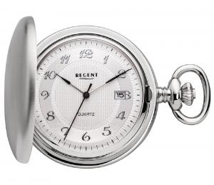 Regent pocket watch stainless P13