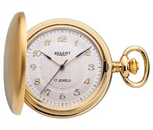 Regent pocket watch stainless 32P16