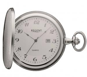 Regent pocket watch stainless 32P40