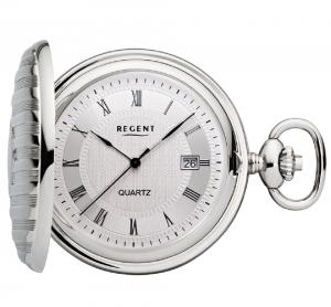 Regent pocket watch stainless 32P442