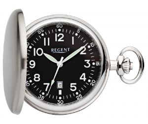 Regent pocket watch stainless P63