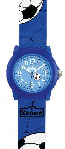 Kinderuhr Fussball Scout 280305030