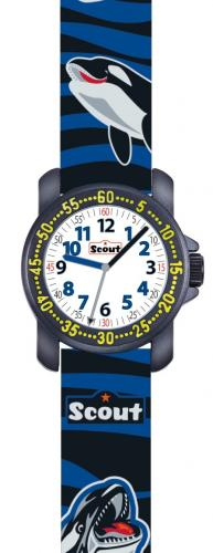 Kinderuhr Wal BIG ORCA Scout 280376009