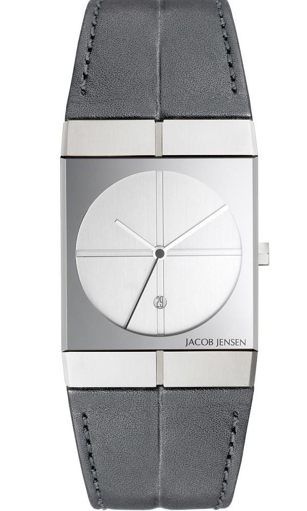 jacob jensen uhren herren icon 232 kaufen auf per rechnung. Black Bedroom Furniture Sets. Home Design Ideas
