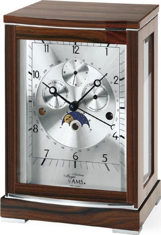 tischuhr kaufen vollkalender uhr zum hinstellen in. Black Bedroom Furniture Sets. Home Design Ideas